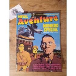 Metal - Aventure n°10-11...