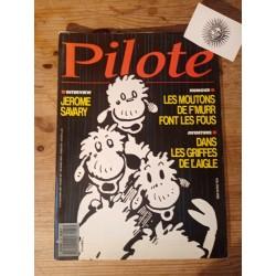 Pilote n°31 (dec 88)