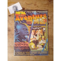 Metal Hurlant Aventure n°2...